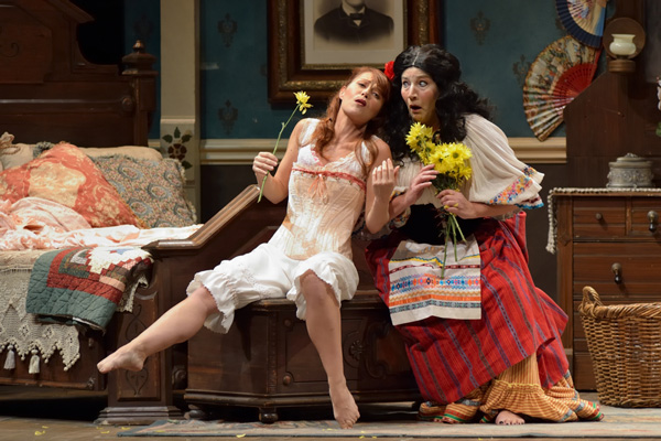 Nikki Einfeld - Don Pasquale - Review